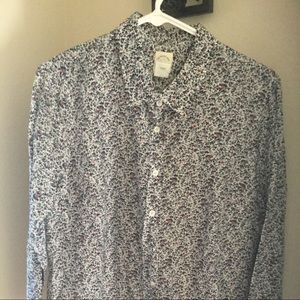 J.Crew limited edition Liberty of London shirt 12